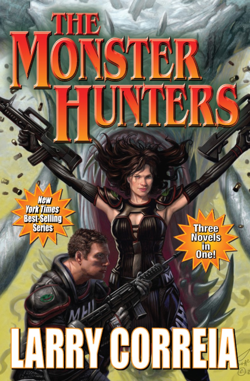 Monster-Hunters[1-3]