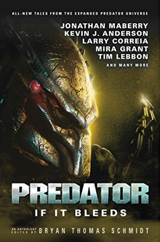 I Have A Story In The New Predator Anthology Samurai Vs Predator